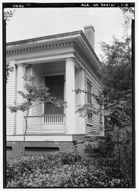 Eslava House, 152 Tuthill Lane, Spring Hill, Mobile County, AL
