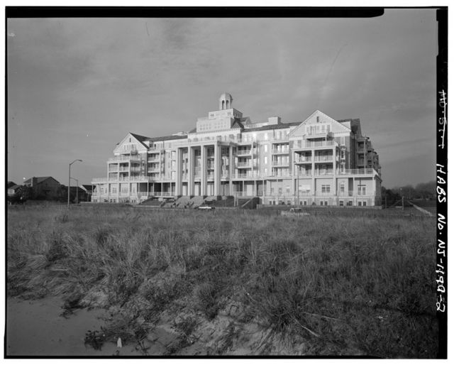 Essex & Sussex Hotel, Spring Lake, Monmouth County, NJ