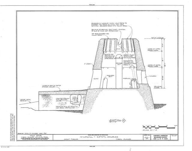 Estate Solberg, Windmill, Charlotte Amalie, St. Thomas, VI