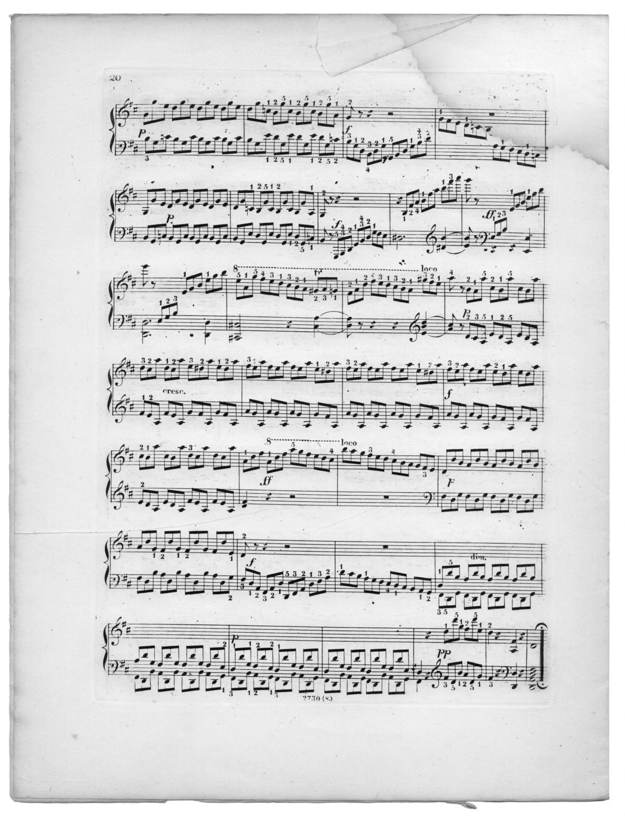 Etudes, op. 32, no. 25-48
