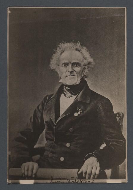 Eugène Walckiers, 1793-1866