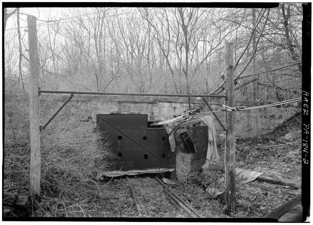 Eureka No. 40, East of State Route 56, north of Little Paint Creek, Scalp Level, Cambria County, PA
