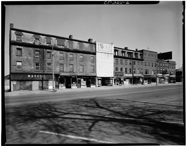 Exchange Block, 108-150 Main Street, Middletown, Middlesex County, CT