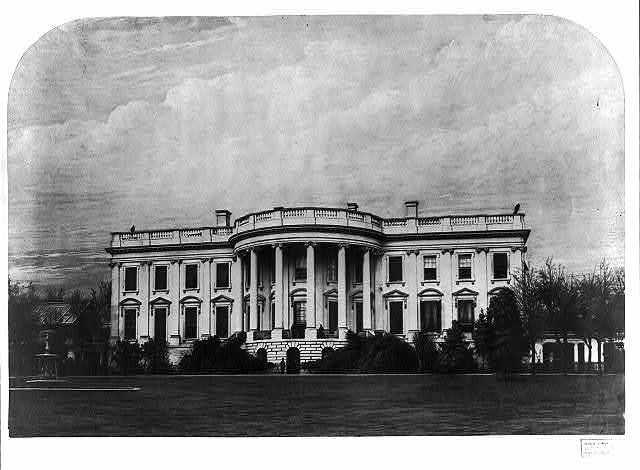 Executive mansion, D.C.
