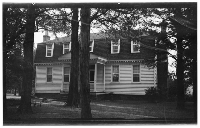 Exum Newby House, NC Route 37, Winfall, Perquimans County, NC