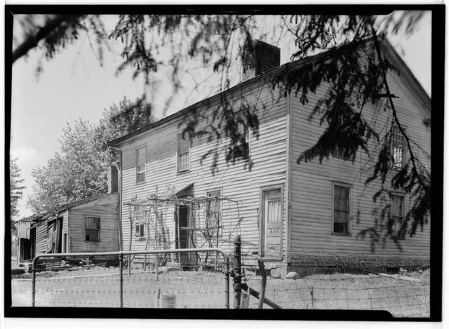 F. D. Carpenter House, Lorain Road, North Olmsted, Cuyahoga County, OH