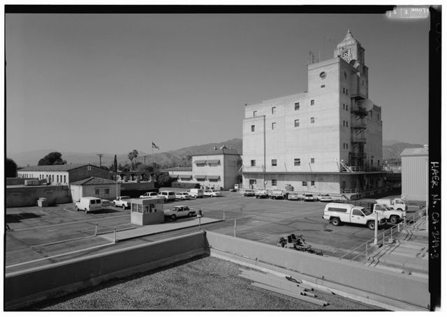 F. E. Weymouth Filtration Plant, 700 North Moreno Avenue, La Verne, Los Angeles County, CA