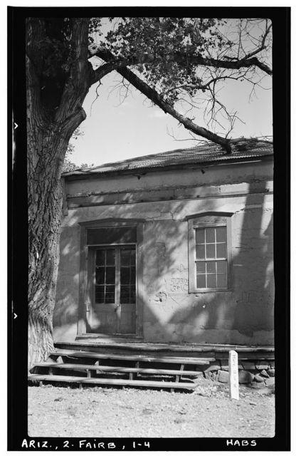 Fairbank Hotel, Fairbank (historical), Cochise County, AZ