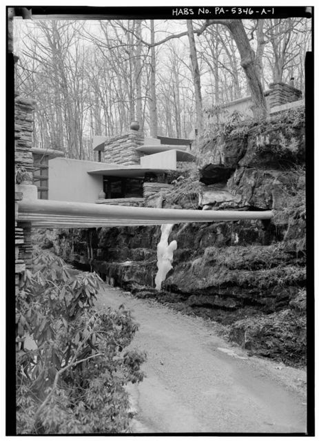 Fallingwater, Guest House, State Route 381 (Stewart Township), Ohiopyle, Fayette County, PA