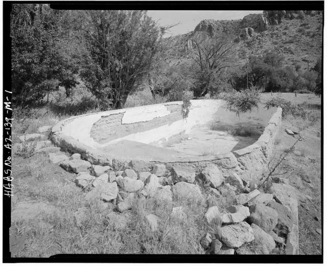 Faraway Ranch, Swimming Pool, Willcox, Cochise County, AZ