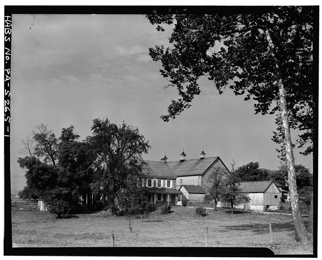 Farm Group, State Route 73, Friedensburg, Schuylkill County, PA
