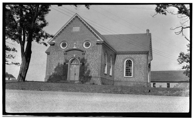 Farnham Church (Episcopal), State Routes 602 & 607, Farnham, Richmond, VA