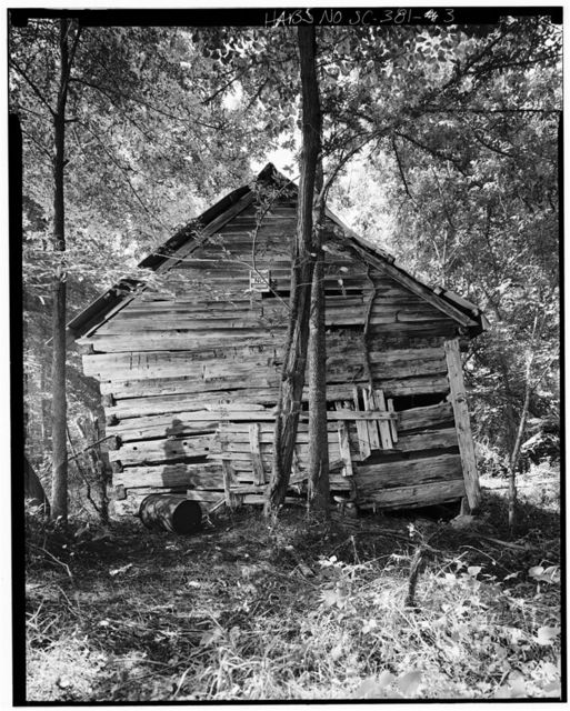 Featherstone Tenant Farm, County Road 81, Lowndesville, Abbeville County, SC