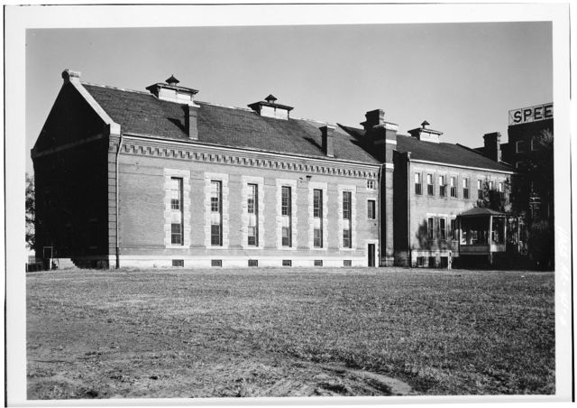 Federal Court Building, South Third Street & Rogers Avenue, Fort Smith, Sebastian County, AR