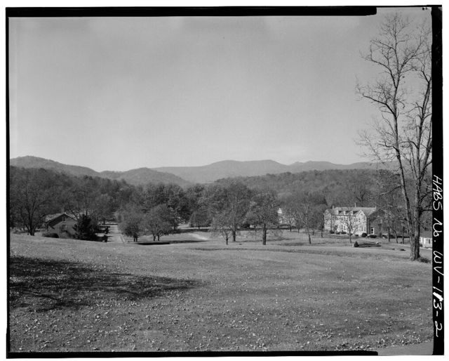 Federal Reformatory for Women, State Route 3, South of Greenbriar River, Alderson, Greenbrier County, WV