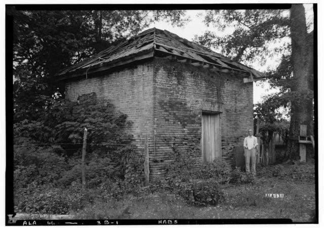 Felix Tait Plantation, County Road 23, Camden, Wilcox County, AL