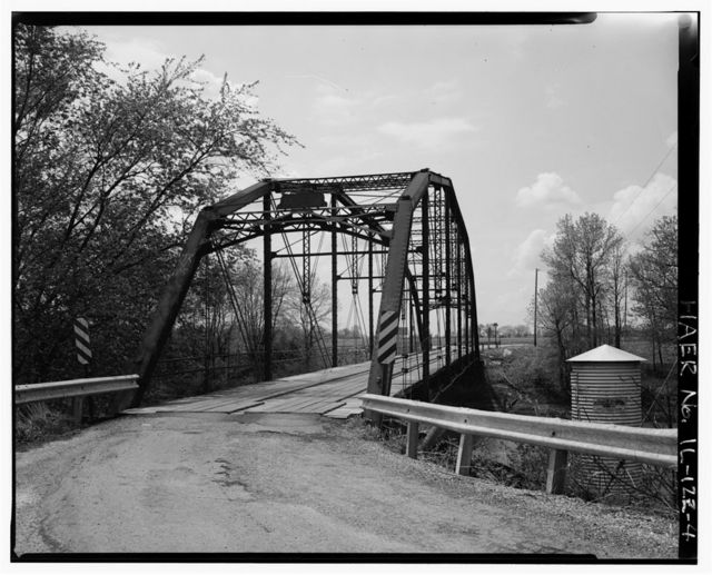 Fidler Bridge, Spanning Iroquis River at County Highway 45, Watseka, Iroquois County, IL