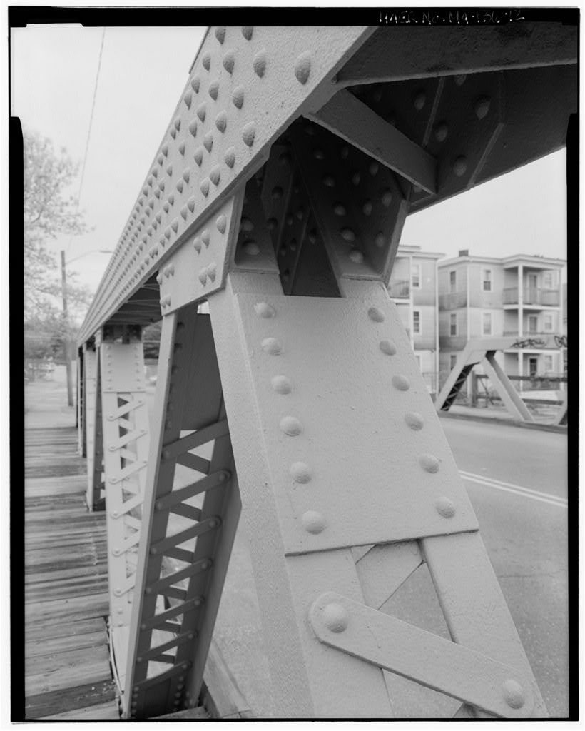 Field Street Bridge, Spanning Old Colony railroad, Brockton, Plymouth County, MA