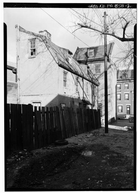 Finlow-Nichell House, 770 South Front Street, Philadelphia, Philadelphia County, PA