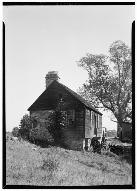 """Fireplace House, Entrance """"A"""" Road to Lincoln Woods Reservation, Saylesville, Kent County, RI"""