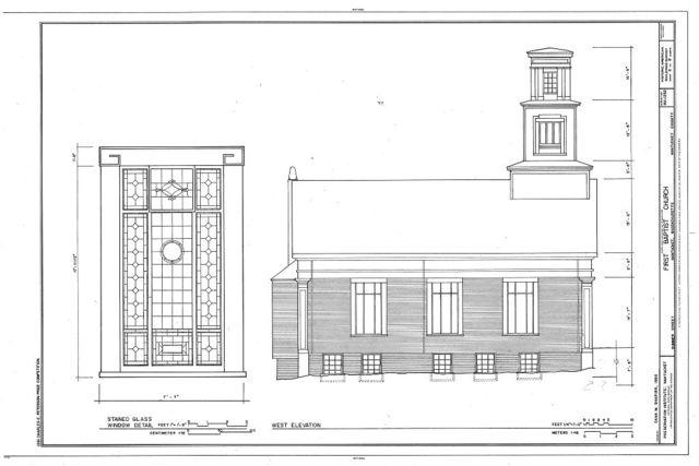 First Baptist Church, 1 Summer Street, Nantucket, Nantucket County, MA