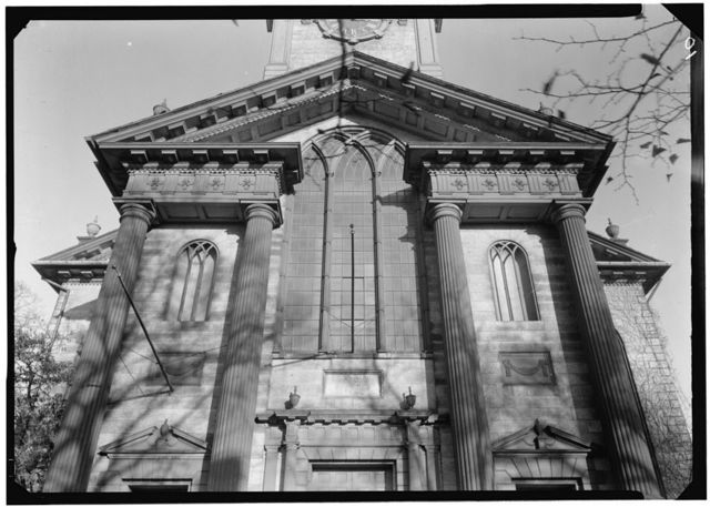 First Congregational Church, 301 Benefit Street, Providence, Providence County, RI