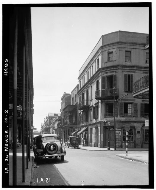 First Skyscraper, 638 Royal Street, New Orleans, Orleans Parish, LA