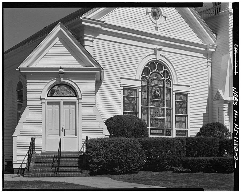 First United Methodist Church, 1 Church Street, Cape May Court House, Cape May County, NJ