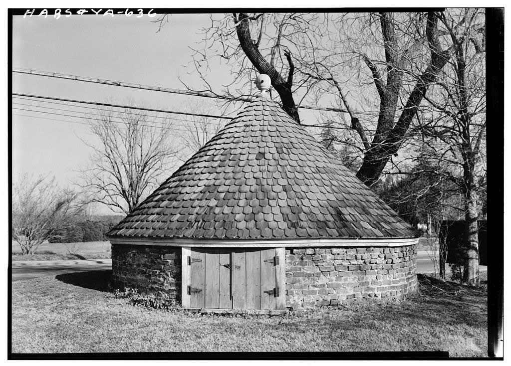 Fisher-Seymour Icehouse, State Route 13, Accomac, Accomack County, VA