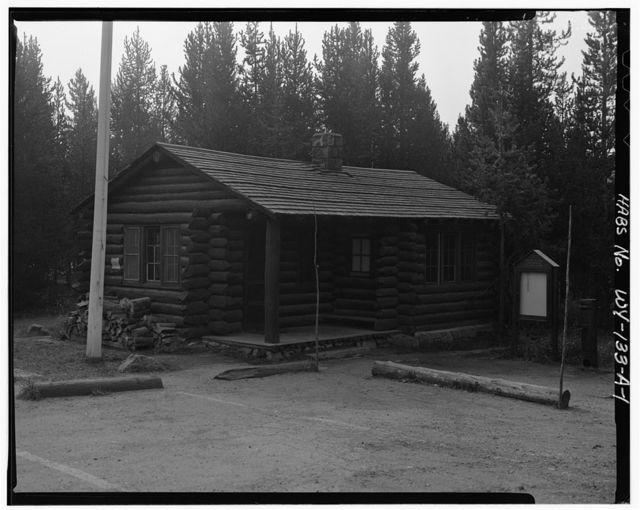 Fishing Bridge Campground, Ranger Station, Southeast of Fishing Bridge & northeast of Museum, Lake, Teton County, WY