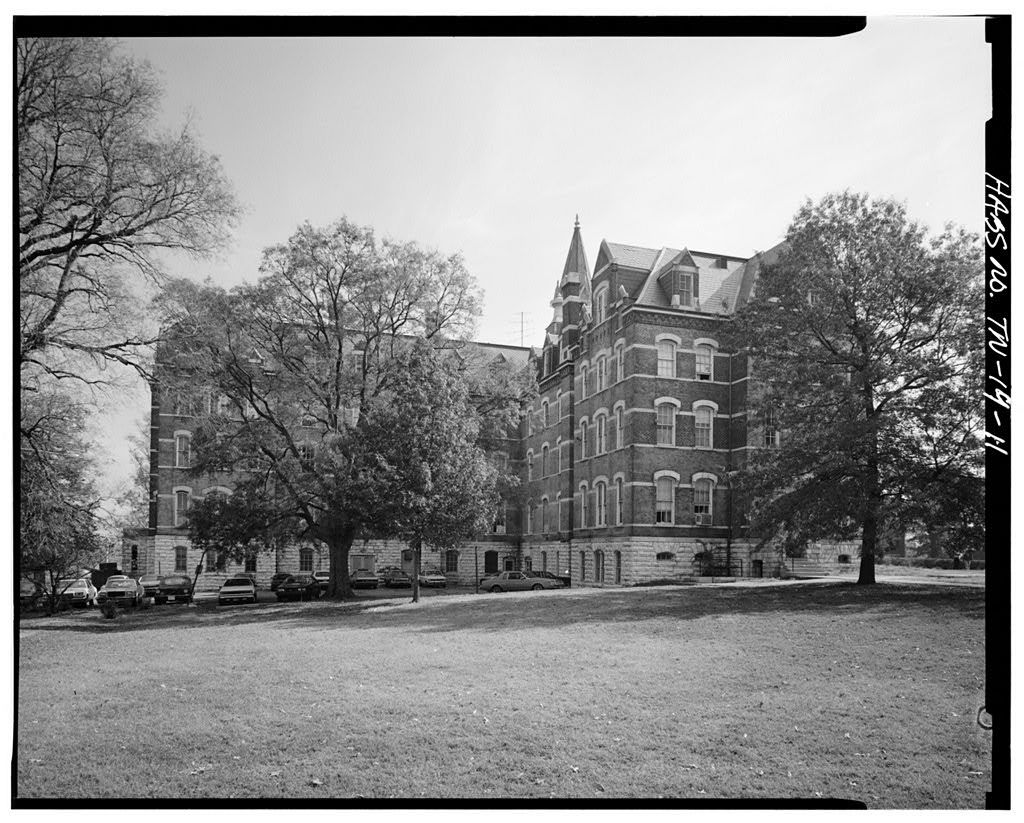 Fisk University, Jubilee Hall, Seventeenth Avenue, North, Nashville, Davidson County, TN