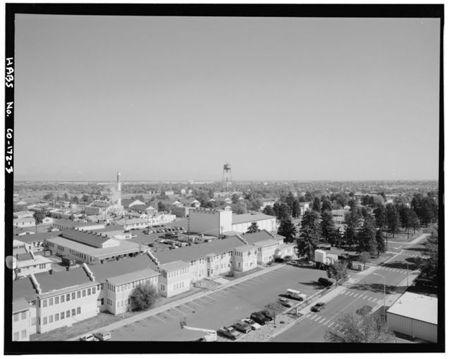 Fitzsimons General Hospital, Bounded by East Colfax to south, Peoria Street to west, Denver City/County & Adams County Line to north,  & U.S. Route 255 to east, Aurora, Adams County, CO