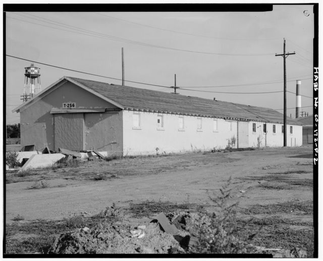 Fitzsimons General Hospital, Building 256, North side of East O'Niell Avenue,  between Tenth & Twelfth Streets, Aurora, Adams County, CO