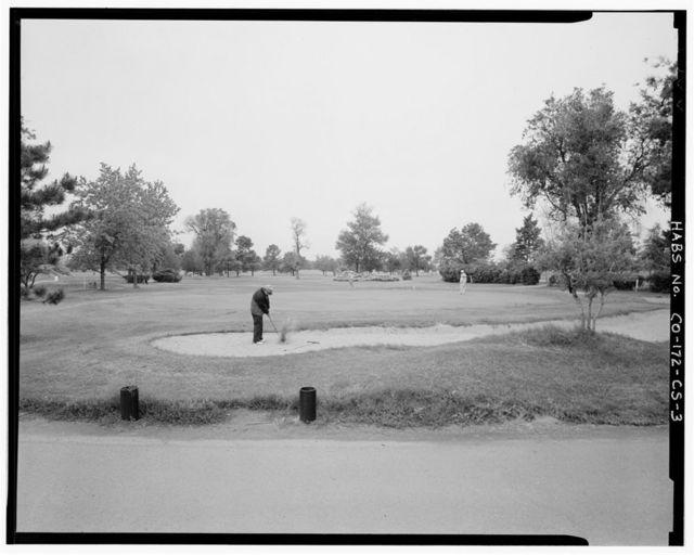 Fitzsimons General Hospital, Golf Course, West Harlow Avenue & Peoria Street, northeast corner, Aurora, Adams County, CO