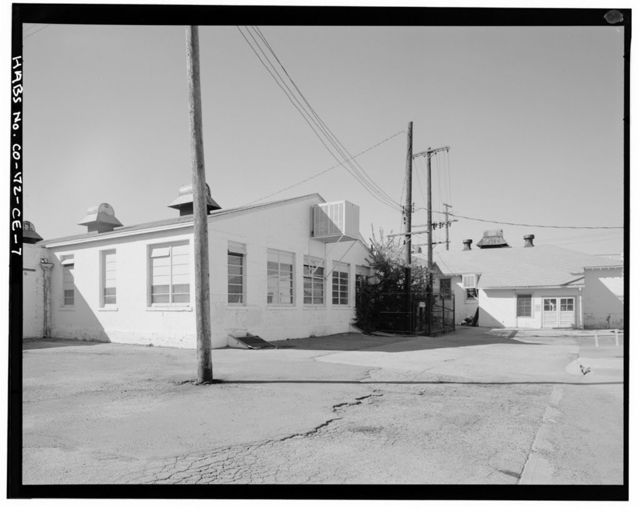 Fitzsimons General Hospital, Laundry, Southeast corner of East Harlow Avenue & South Twelfth Street, Aurora, Adams County, CO