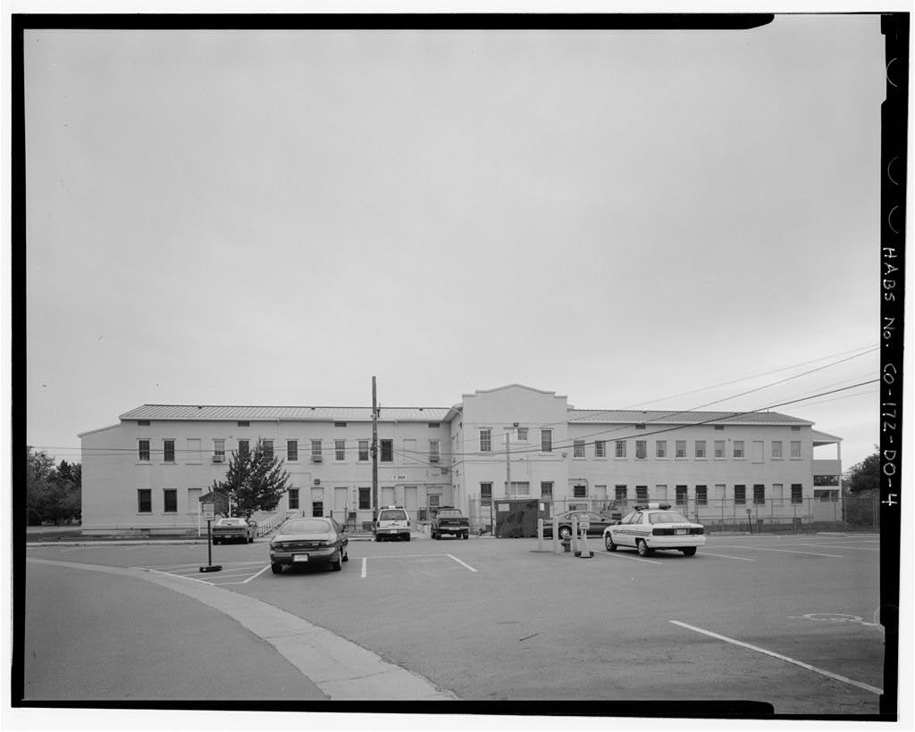 Fitzsimons General Hospital, Semi-Infirmary Tubercular Ward, East Charlie Kelly Boulevard & South  Page Street, northwest corner, Aurora, Adams County, CO