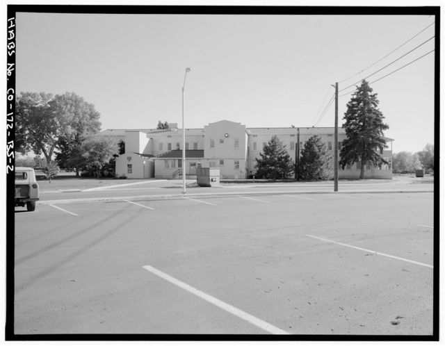 Fitzsimons General Hospital, Semi-Infirmary Turbercular Ward, Northwest Corner of Charlie Kelly Boulevard & South Hickey Street, Aurora, Adams County, CO