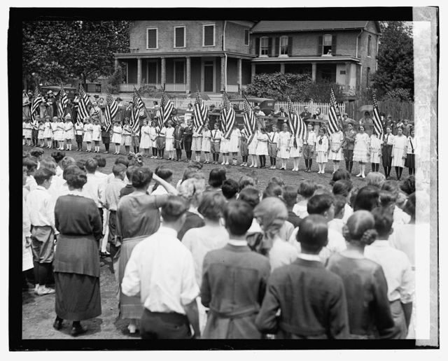 Flag Day, No. West Cit. Assn., 6/14/23