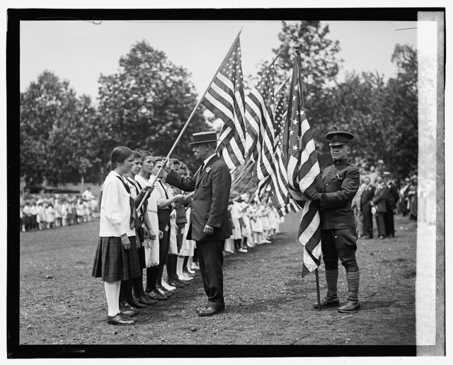 Flag Day, NW Cit. Assn., 6/14/23