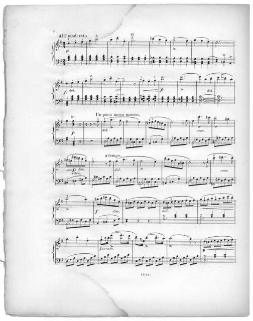 Fleurs d'Italie, op. 199, no. 9