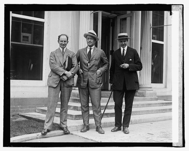 Fokker, J.B. Hubrecht, F. Cremer, 7/20/22