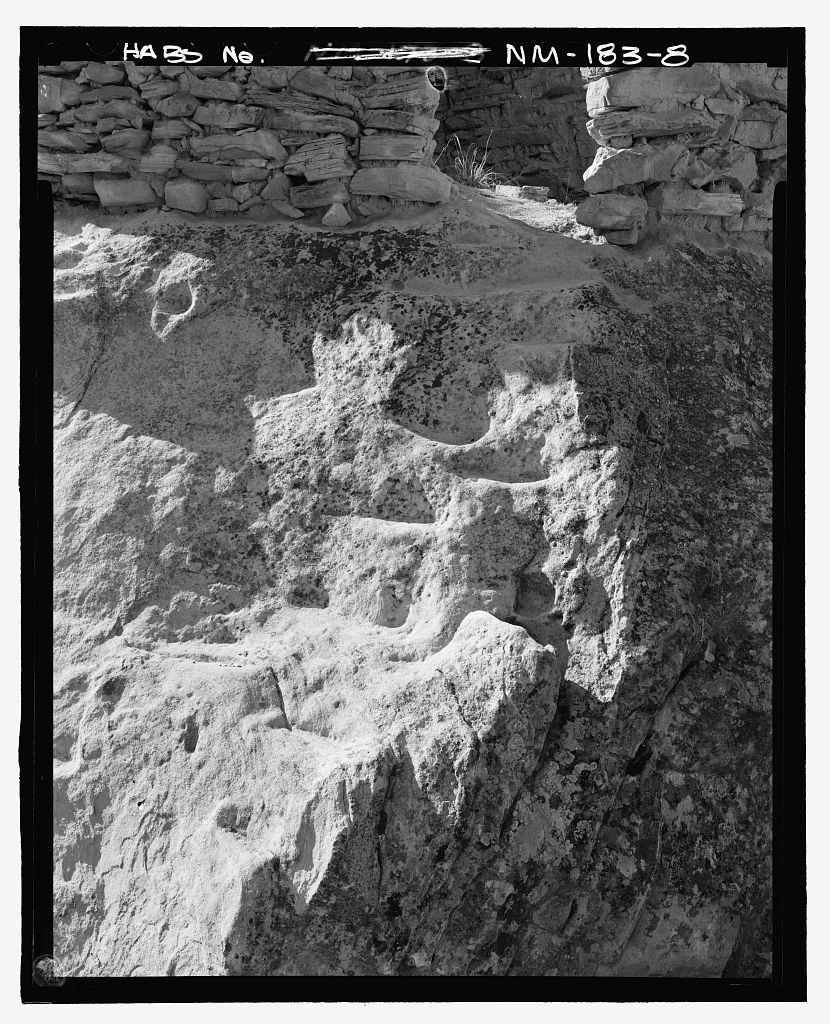 Foothold Pueblito, Palluche Canyon, Dulce, Rio Arriba County, NM