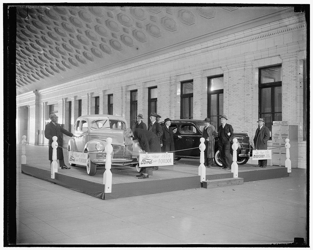 Ford Motor Co., Union Station