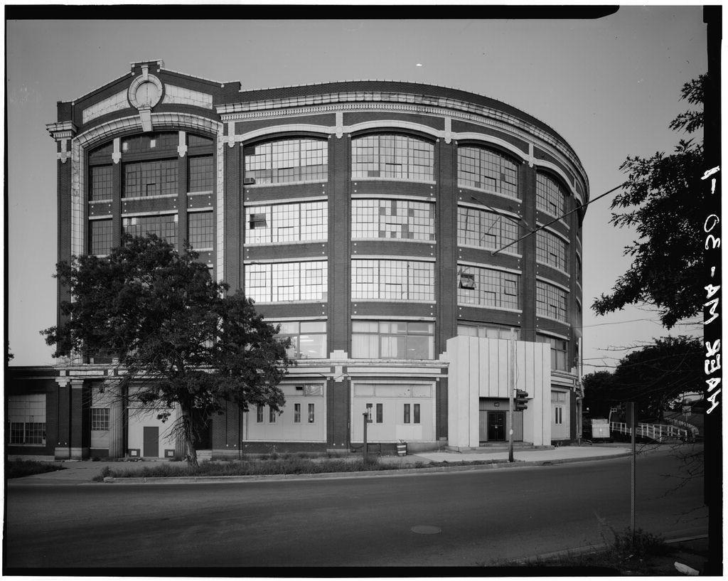 Ford Motor Company Assembly Plant, 640 Memorial Drive, Cambridge, Middlesex County, MA