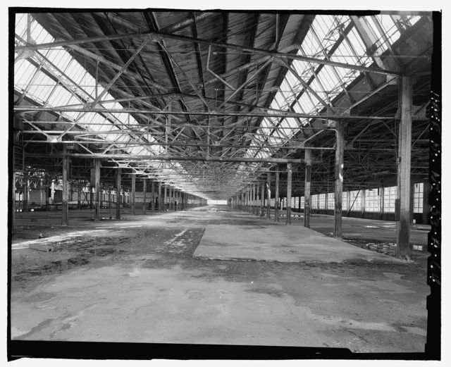 Ford Motor Company Edgewater Assembly Plant, Assembly Building, 309 River Road, Edgewater, Bergen County, NJ