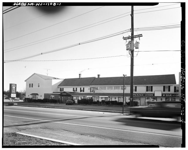 Forked River House, U.S. Highway 9, Forked River, Ocean County, NJ