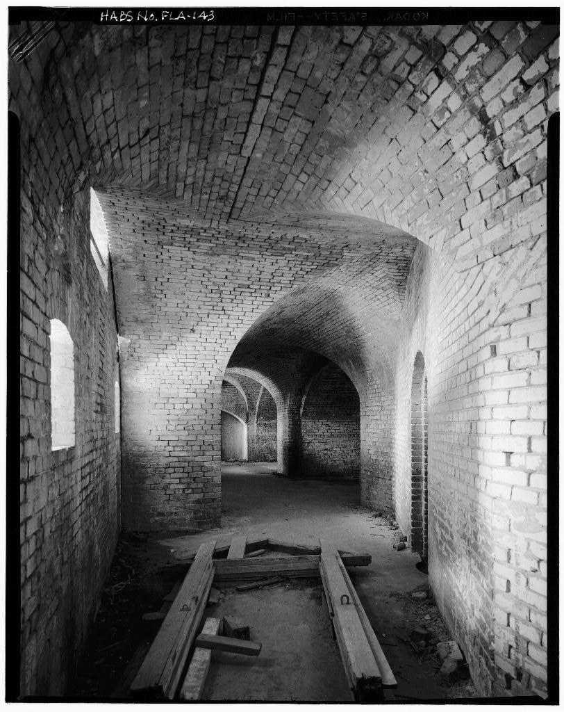 Fort Barrancas, San Carlos & Hovey Roads vicinity, Pensacola, Escambia County, FL