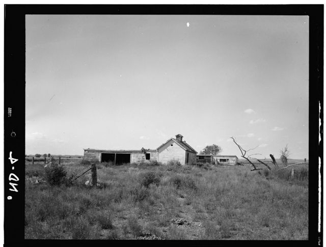 Fort Buford, Old Stables Site, Buford, Williams County, ND