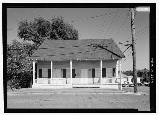 Fort Claiborne Guest House, 801 Second Street, Natchitoches, Natchitoches Parish, LA