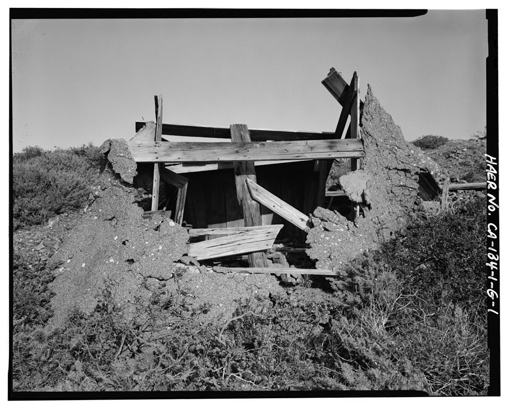 Fort Cronkhite, Anti-Aircraft Battery No. 1, Concrete Footing-Generator Pad, Wolf Road, Sausalito, Marin County, CA